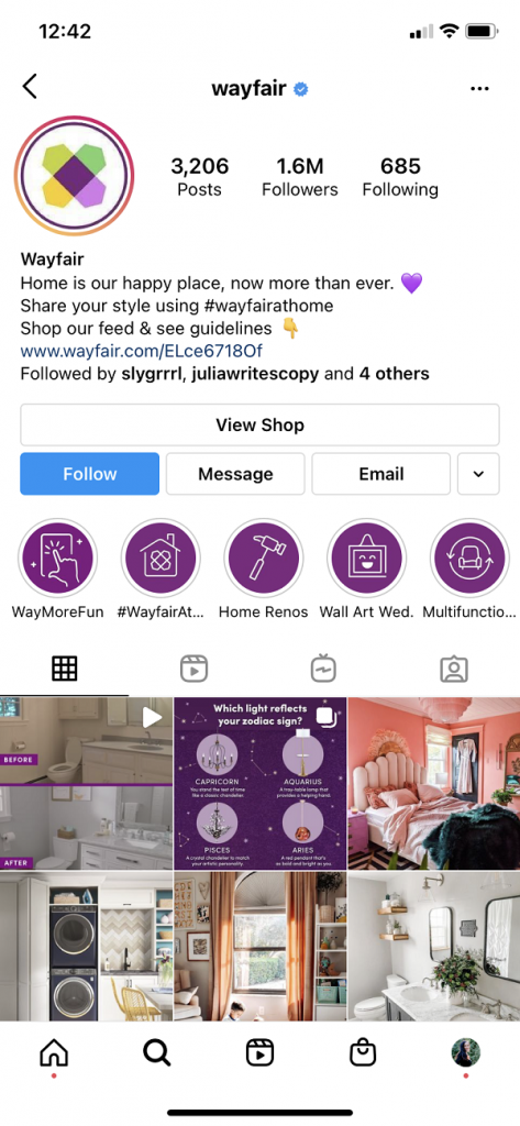 Way user generated content campaign